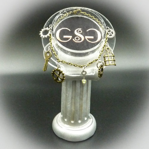 Steampunk Gems Gallery image for Steampunk Bracelets