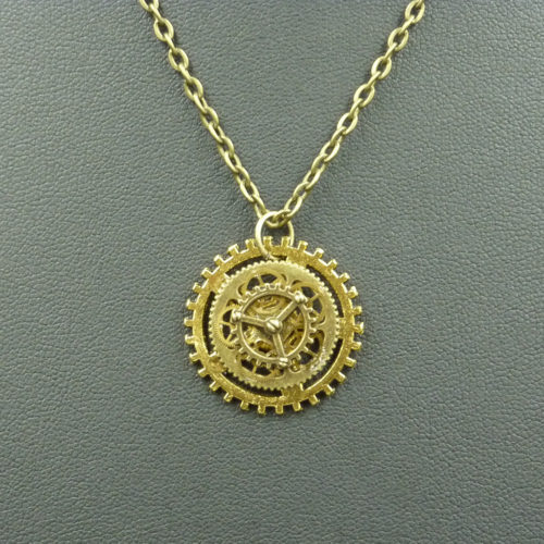 Steampunk Gems Gallery image for Steampunk Necklaces