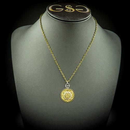 Steampunk Necklaces by Gwendolynes's Steampunk Gems