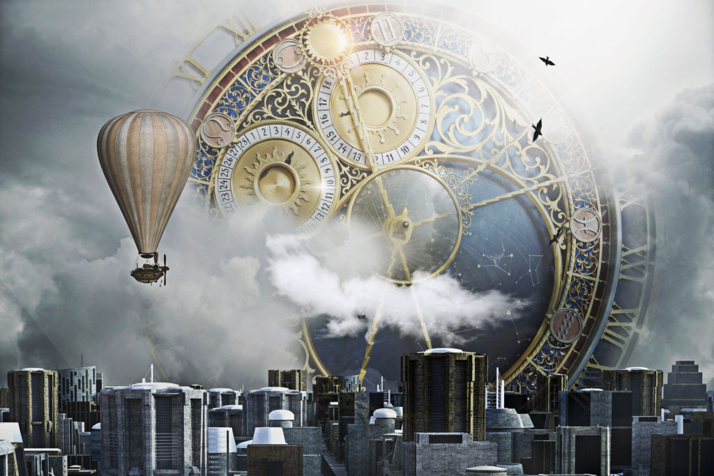 Steampunk in the Arts by Gwendolyne's Steampunk Gems