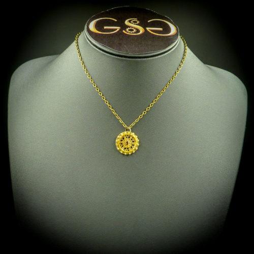 Moira necklace - Gwendolyne's Steampunk Gems