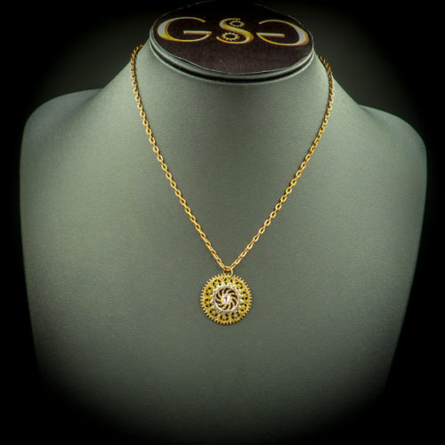 Stella necklace - Gwendolyne's Steampunk Gems