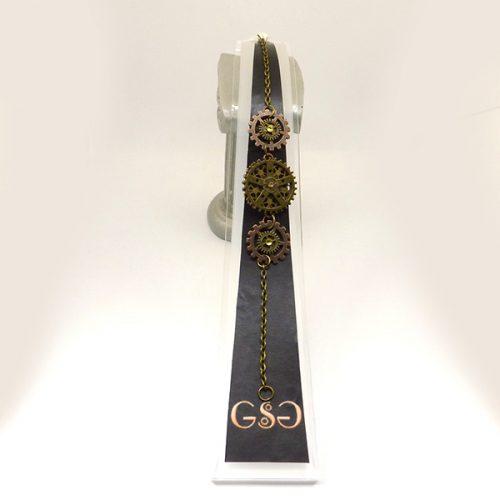 GSG Steampunk Bracelet