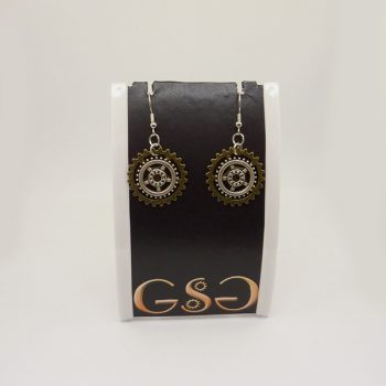 GSG Steampunk Necklace