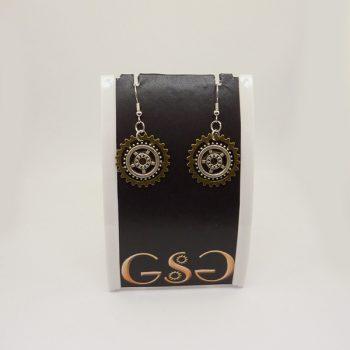 GSG Steampunk Necklace