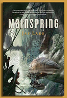 Mainspring Steampunk Book