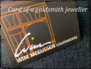 Goldsmith Jeweller