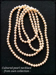 Culured Pearl Necklace