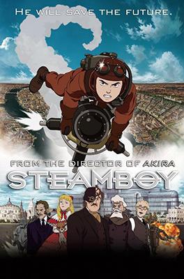 Steampunk Gems Films