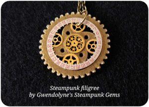 GSG Steampunk Filigree
