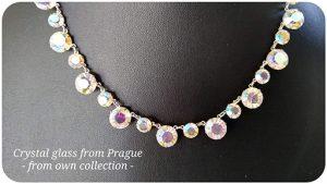 Rhinestones, Lead Glass and Crystal Glass in Steampunk Gems