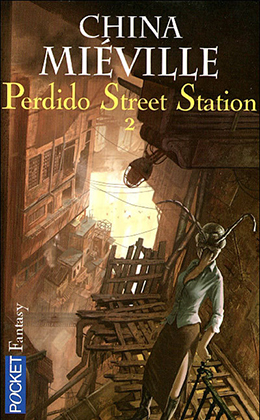 Peridio Street Station 2 by China Mieville