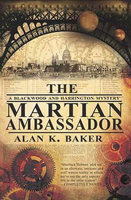 The Martian Ambassador by Alan K. Baker